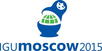 Logo IGU Moscow 2015