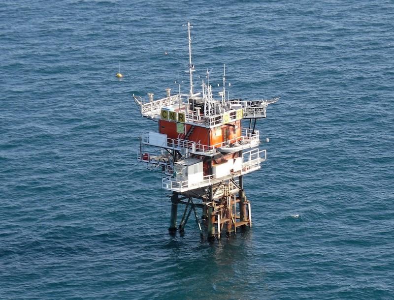 The Acqua Alta Oceanographic Tower of CNR ISMAR